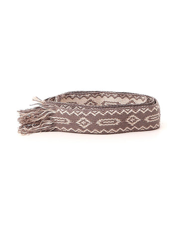 Isabel Marant Fringed Jacquard Belt