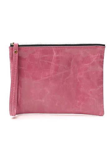 Isabel Marant Zipped Clutch Bag