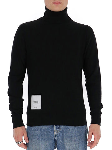 Maison Margiela Turtleneck Knitted Jumper