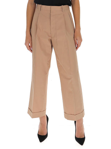 Maison Margiela Cropped Trousers