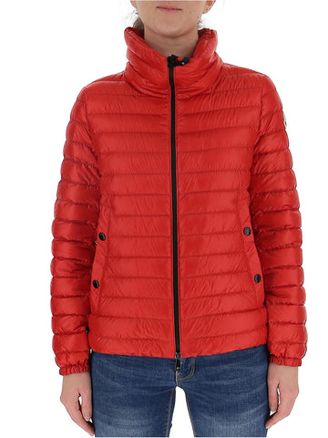 Moncler High-Neck Down Jacket