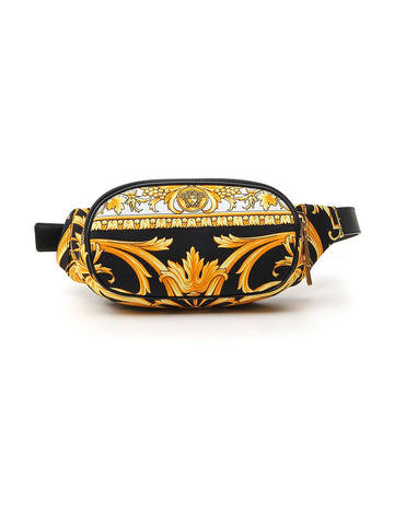 Versace Baroque Print Belt Bag