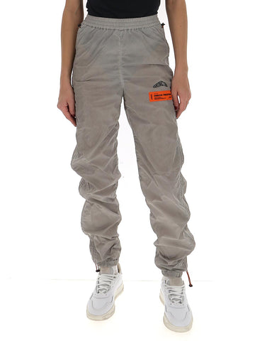 Heron Preston Ruched Track Pants