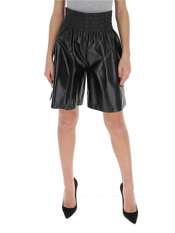 Bottega Veneta Wide-Leg Bermuda Shorts