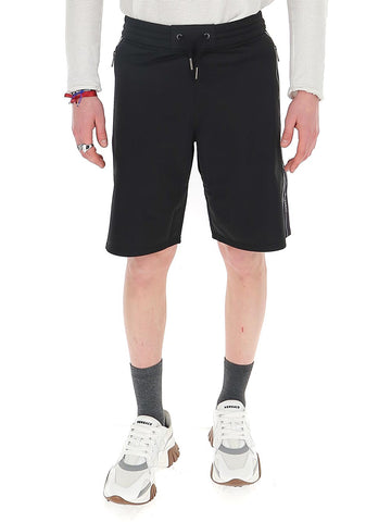 Givenchy Logo Stripe Track Shorts