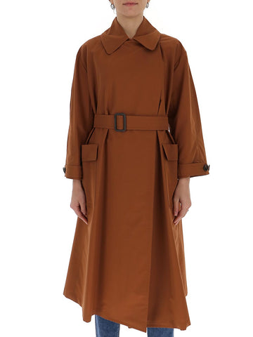 Max Mara Flared Trench Coat