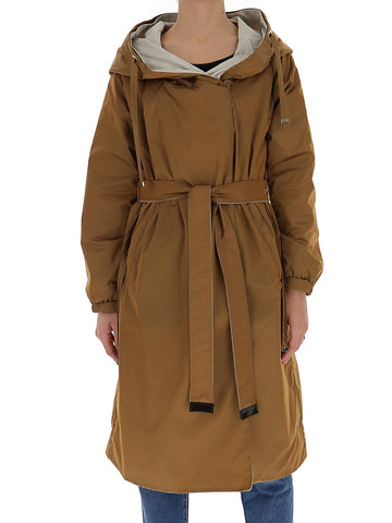 Max Mara Reversible Midi Raincoat