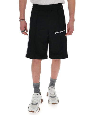 Palm Angels Side Stripe Track Shorts