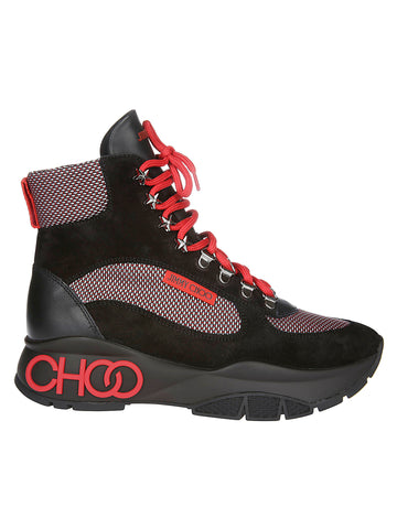 Jimmy Choo Inca Trekking Hiking Boots