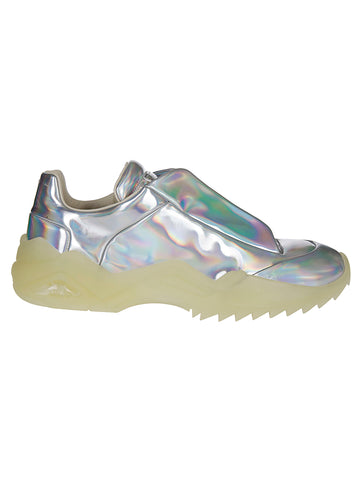 Maison Margiela Metallic Future Sneakers