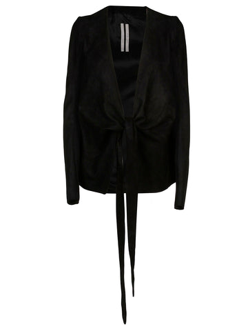 Rick Owens Wrapped Jacket
