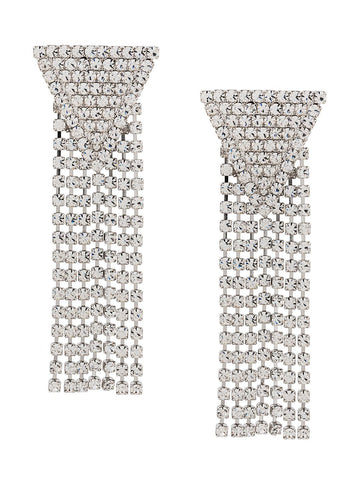 Alessandra Rich Drop Earrings