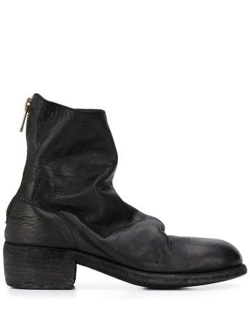 Guidi Zip Up Boots