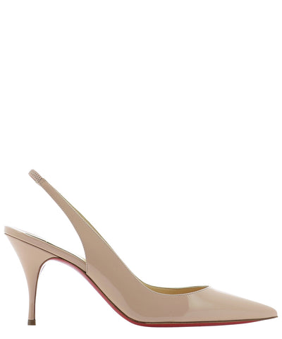 Christian Louboutin Clare Sling 80 Pumps