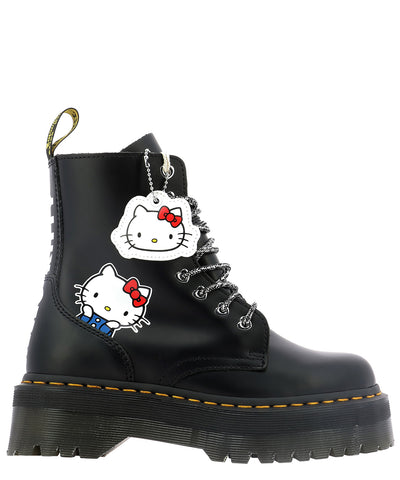 Dr Martens Jadon Hello Kitty Boots