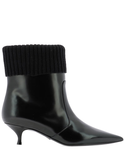Dior Beat Low Ankle Boots