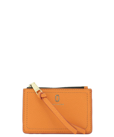 Marc Jacobs Softshot Top-Zip Multi Wallet