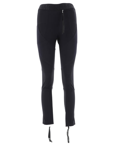 Moncler 1952 Logo Trim Leggings