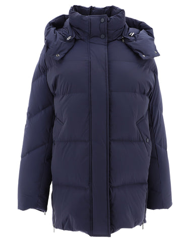Woolrich Hooded Padded Parka Coat