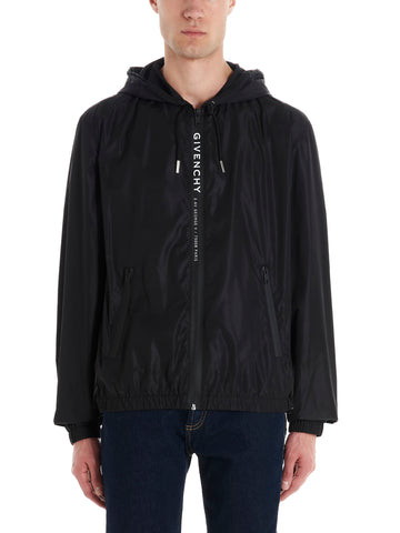 Givenchy Address Windbreaker Jacket