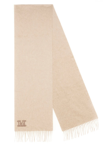 Max Mara Fringe-Detailed Scarf