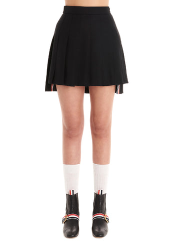 Thom Browne Pleated Mini Skirt