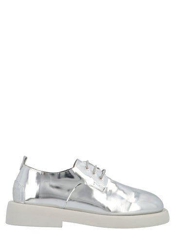 Marsèll Metallic Effect Lace Up Shoes