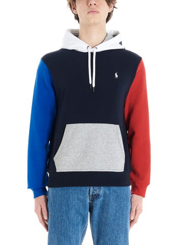 Polo Ralph Lauren Color Block Hoodie