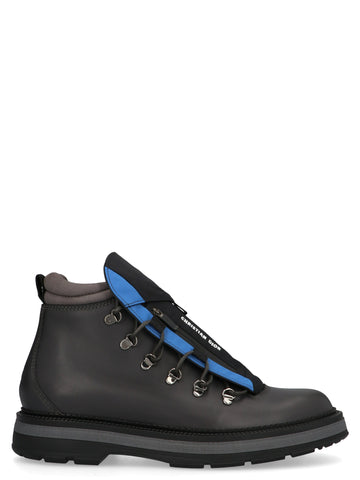 Dior Homme Lace-Up Ankle Boots