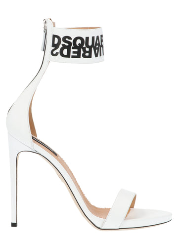 Dsquared2 Big Logo Sandals