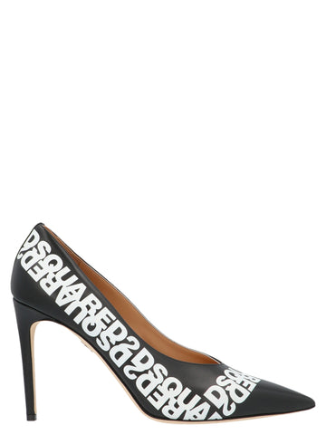 Dsquared2 Big Logo Pumps
