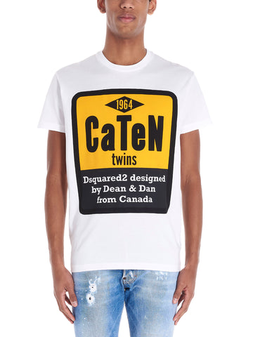 Dsquared2 Caten Twins T-Shirt