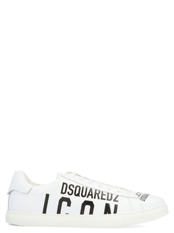 Dsquared2 Logo Sneakers