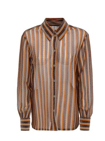 Missoni Striped Shirt
