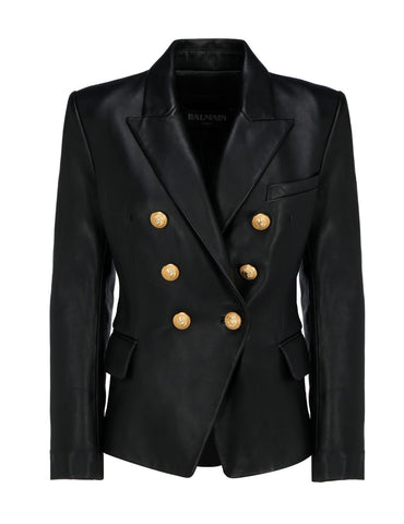 Balmain Double Breasted Tailored Blazer