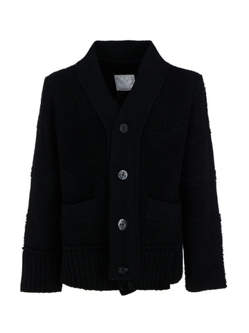 Sacai Knitted Cardigan