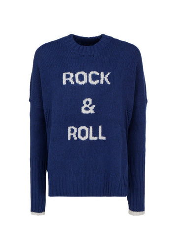 Zadig & Voltaire Malta Rock And Roll Sweater