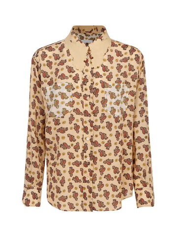 Chloé C Paisley Printed Blouse