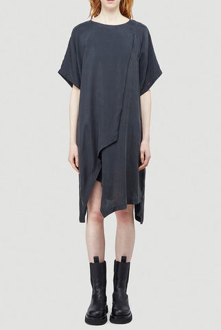 Y-3 Asymmetric T-Shirt Dress