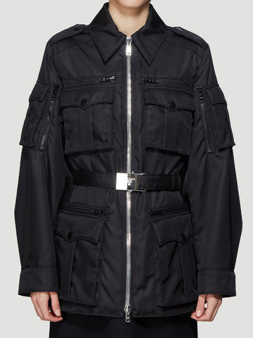 Prada Patch Pocket Jacket