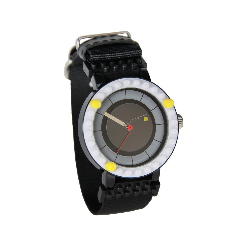 Nanoblocktime All Rounder Watch - Inverted