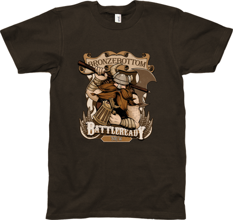 BRONZEBOTTOM BATTLEREADY BREW