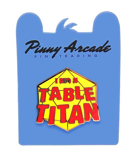TABLE TITAN PINNY