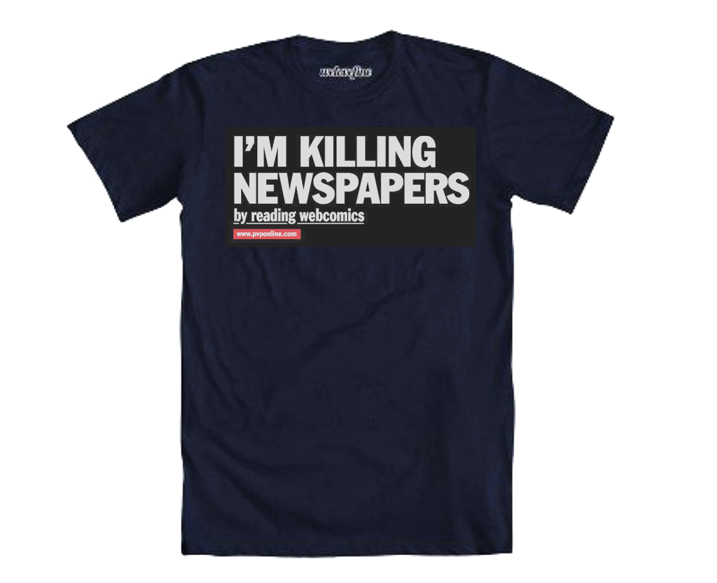 KILLING NEWSPAPERS