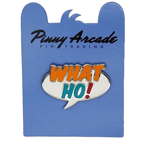 WHAT HO! PINNY - PAX WEST 2016