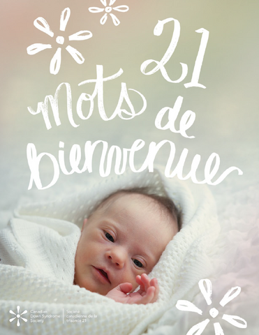 21 mots de bienvenue - New Parent Resource-French PDF