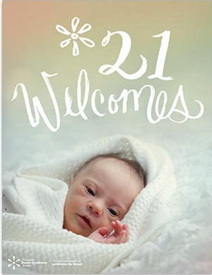 21 Welcomes New Parent Resource - Hard Copy