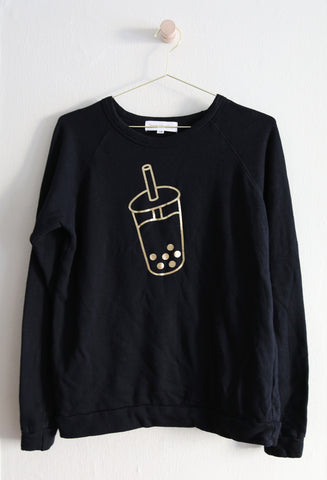 Boba Milk Tea Sweatshirt - Adult Unisex