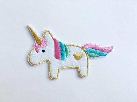 Seconds Unicorn Patch