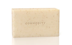 Commodity Bergamot Bath Bar